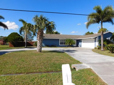 2130 SE Elmhurst Road, Port Saint Lucie, FL 34952 - MLS#: RX-10395847