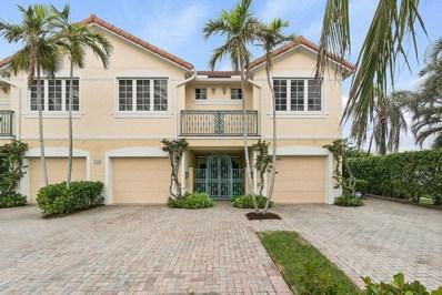 336 Venetian Drive UNIT 4, Delray Beach, FL 33483 - MLS#: RX-10395907