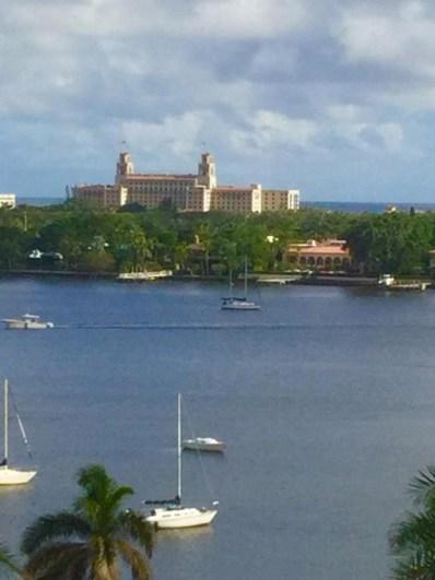 525 S Flagler Drive UNIT 8d, West Palm Beach, FL 33401 - MLS#: RX-10395917