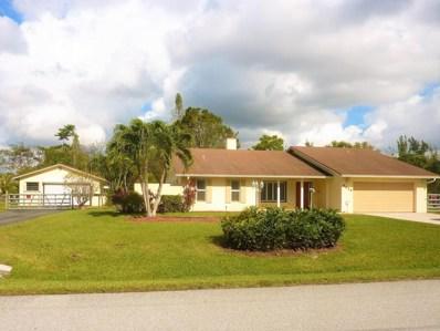 8525 Pinto Drive, Lake Worth, FL 33467 - MLS#: RX-10395965