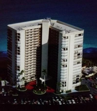 9500 S Ocean S Drive UNIT 201, Jensen Beach, FL 34957 - MLS#: RX-10395991