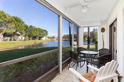 15488 Lakes Of Delray Boulevard UNIT 108, Delray Beach, FL 33484 - MLS#: RX-10396005