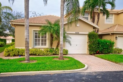 6428 Park Lake Circle, Boynton Beach, FL 33437 - MLS#: RX-10396043