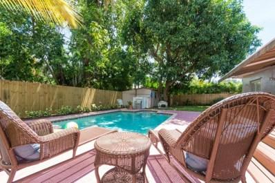 15 NW 17th Street, Delray Beach, FL 33444 - MLS#: RX-10396049