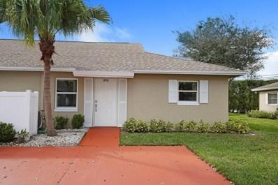 18761 Candlewick Drive UNIT D, Boca Raton, FL 33496 - MLS#: RX-10396072