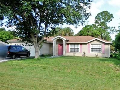 901 SW Harvard Road, Port Saint Lucie, FL 34953 - MLS#: RX-10396138