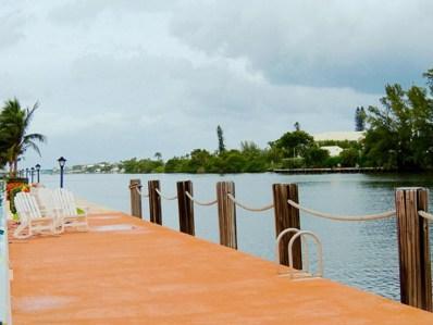 21 Colonial Club Drive UNIT 105, Boynton Beach, FL 33435 - MLS#: RX-10396175