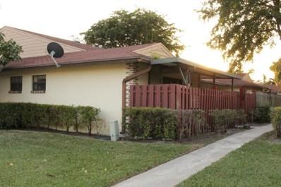 4304 Woodstock Drive UNIT B, West Palm Beach, FL 33409 - MLS#: RX-10396195