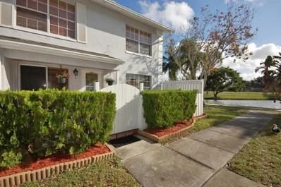 236 Foxtail Drive UNIT I, Greenacres, FL 33415 - MLS#: RX-10396272