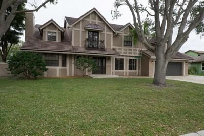 4349 Caryota Drive, Boynton Beach, FL 33436 - MLS#: RX-10396308