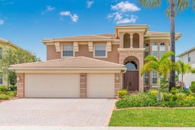 2160 Bellcrest Circle, Royal Palm Beach, FL 33411 - MLS#: RX-10396362