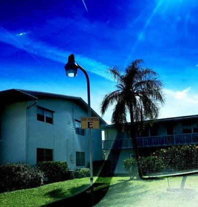 115 Easthampton E, West Palm Beach, FL 33417 - MLS#: RX-10396404
