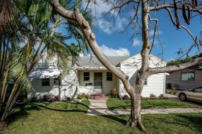 837 Ardmore Road, West Palm Beach, FL 33401 - MLS#: RX-10396472