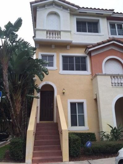 321 Bayfront Drive, Boynton Beach, FL 33435 - MLS#: RX-10396598