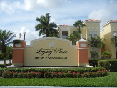 11016 Legacy Drive UNIT 103, Palm Beach Gardens, FL 33410 - MLS#: RX-10396611
