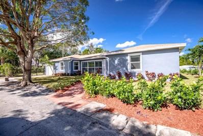829 S M Street, Lake Worth, FL 33460 - MLS#: RX-10396716