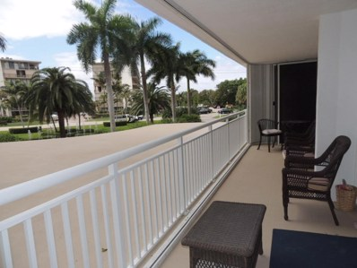 3546 S Ocean Boulevard UNIT 216, South Palm Beach, FL 33480 - MLS#: RX-10396760