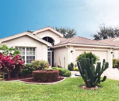 7307 Cortes Lake Drive, Delray Beach, FL 33446 - MLS#: RX-10396782