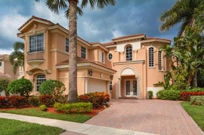 8089 Valhalla Drive, Delray Beach, FL 33446 - MLS#: RX-10396860