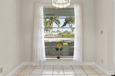 1120 Lemon Tree Terrace UNIT C, Delray Beach, FL 33445 - MLS#: RX-10396927