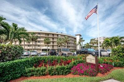 3605 S Ocean Boulevard UNIT 126, South Palm Beach, FL 33480 - MLS#: RX-10396944