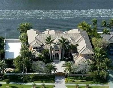 2454 S Ocean Boulevard, Highland Beach, FL 33487 - MLS#: RX-10396949