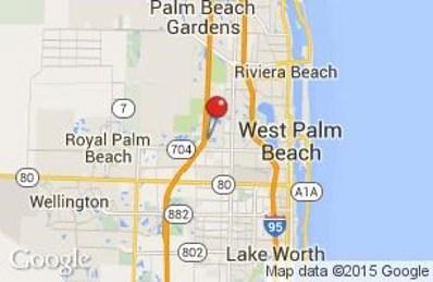 77 Easthampton D UNIT D, West Palm Beach, FL 33417 - MLS#: RX-10396966