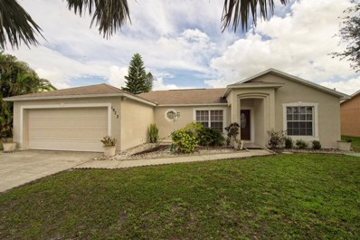 1973 SE Doverbrook Street, Port Saint Lucie, FL 34983 - MLS#: RX-10396995