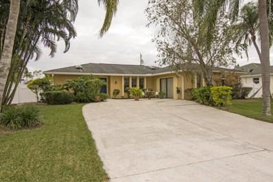 598 SW Lucero Drive, Port Saint Lucie, FL 34983 - MLS#: RX-10397052