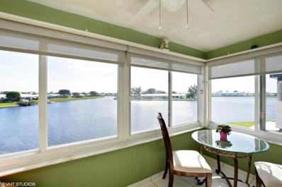 1112 Lake Terrace UNIT 206, Boynton Beach, FL 33426 - MLS#: RX-10397163