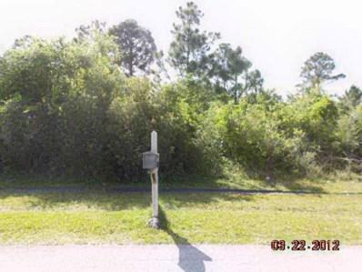 1025 SW Longfellow Road, Port Saint Lucie, FL 34953 - MLS#: RX-10397208