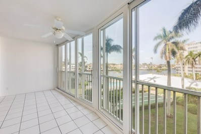 3300 S Ocean Boulevard UNIT 421c, Highland Beach, FL 33487 - MLS#: RX-10397253