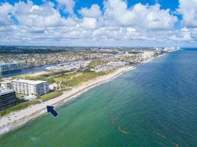 1169 Hillsboro Mile UNIT 307, Hillsboro Beach, FL 33062 - MLS#: RX-10397395