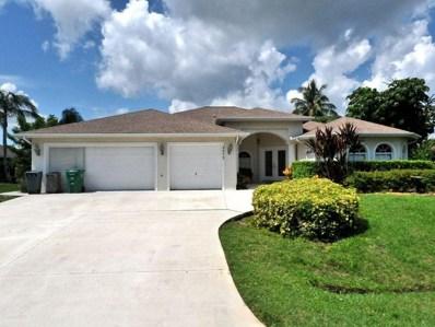 2472 SE Elston Street, Port Saint Lucie, FL 34952 - MLS#: RX-10397439
