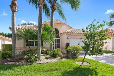 11770 Grove Ridge Lane, Boynton Beach, FL 33437 - MLS#: RX-10397521