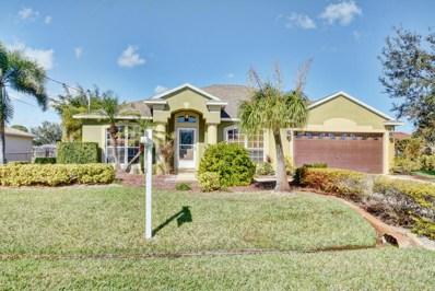 5280 NW Arrowhead Terrace, Port Saint Lucie, FL 34986 - MLS#: RX-10397582