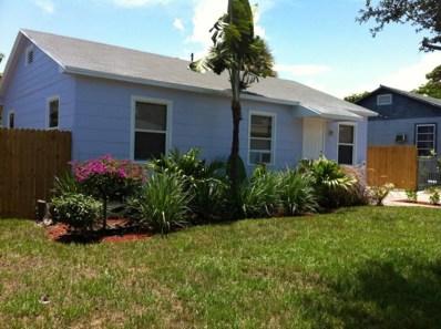 808 33rd Street, West Palm Beach, FL 33407 - MLS#: RX-10397600