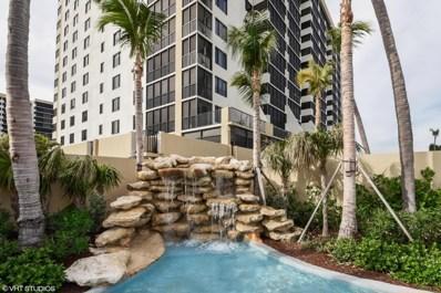 3400 S Ocean Boulevard UNIT 9g, Highland Beach, FL 33487 - MLS#: RX-10397664