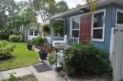 207 S K Street, Lake Worth, FL 33460 - MLS#: RX-10397681