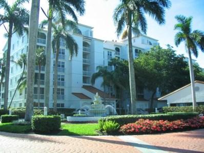4112 W Palm Aire Drive UNIT 122b, Pompano Beach, FL 33069 - MLS#: RX-10397686