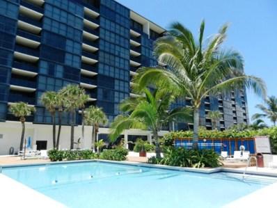 10410 S Ocean Drive UNIT 405, Jensen Beach, FL 34957 - MLS#: RX-10397766