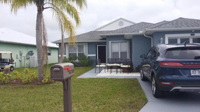 6758 Picante Circle W, Fort Pierce, FL 34951 - MLS#: RX-10397905