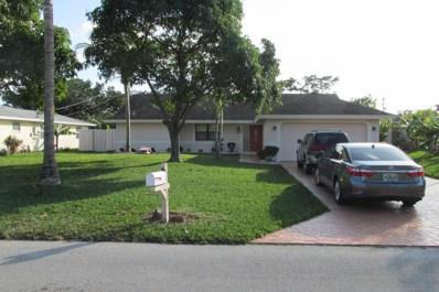 506 Heron Drive, Delray Beach, FL 33444 - MLS#: RX-10397925