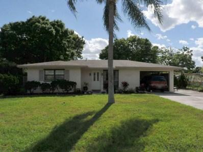 1607 Wyoming Avenue, Fort Pierce, FL 34982 - MLS#: RX-10398006