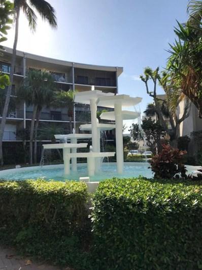 3605 S Ocean Boulevard UNIT 305, South Palm Beach, FL 33480 - MLS#: RX-10398012