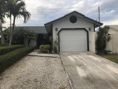 5142 El Claro Circle, West Palm Beach, FL 33415 - MLS#: RX-10398082