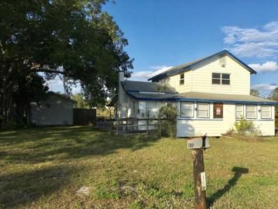 380 E Midway Road, Fort Pierce, FL 34982 - MLS#: RX-10398091