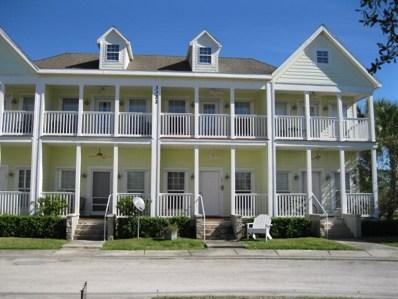 3322 Monterey Square Lane UNIT 103, Fort Pierce, FL 34982 - MLS#: RX-10398100