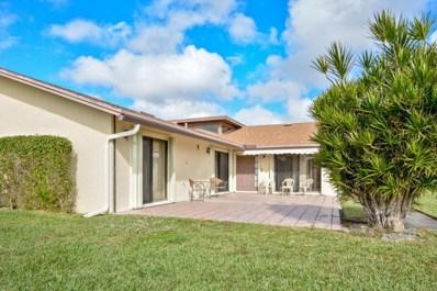 2910 NW 12th Street UNIT D, Delray Beach, FL 33445 - MLS#: RX-10398108
