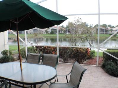 6588 Sherbrook Drive, Boynton Beach, FL 33437 - MLS#: RX-10398181